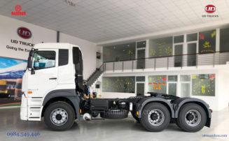 Đầu kéo 420 Xe đầu kéo UD Quester GWE 420 xe tải Nhật Bản