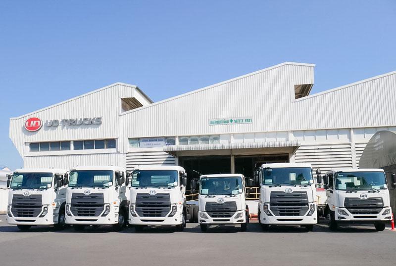 UD Trucks Việt Nam Công ty TNHH Nam Hàn - Nam Hàn Auto nhà nhập khẩu và phân phối độc quyền xe UD Trucks - Xe tải Nhật Bản tại Việt Nam