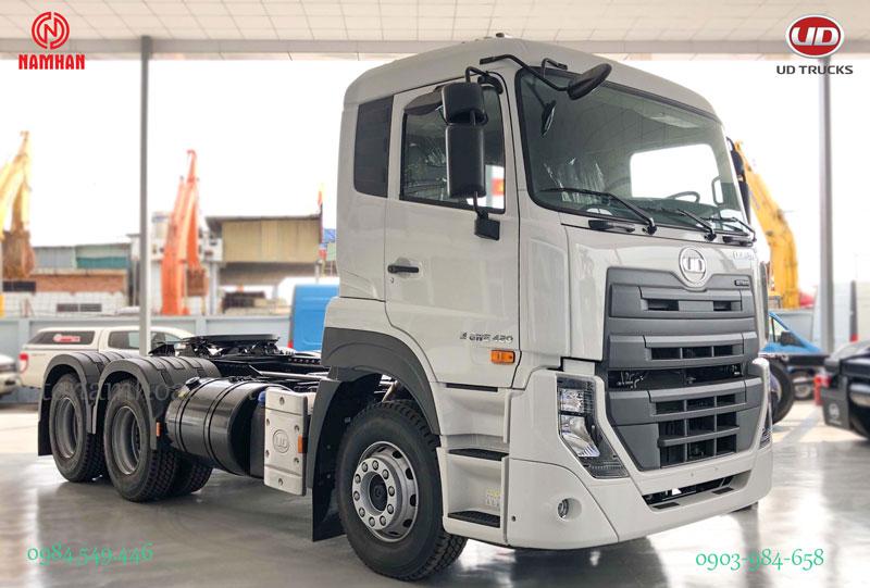 Xe đầu kéo 420 - UD Quester GWE 420 - đầu kéo 420 - Xe tải Nhật Bản