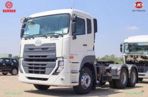 Xe đầu kéo UD 420 UD Trucks Vietnam - đầu kéo 420