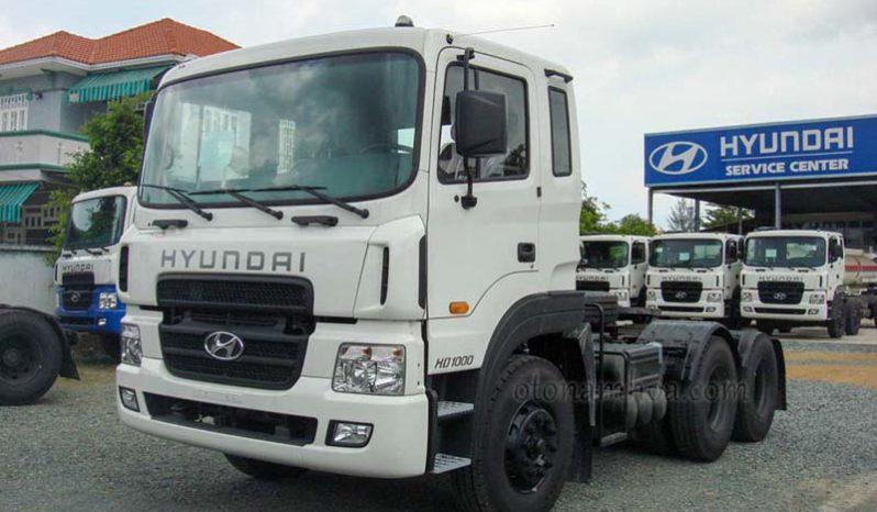 Xe Hyundai đầu kéo HD1000 Xe đầu kéo Hyundai 2018