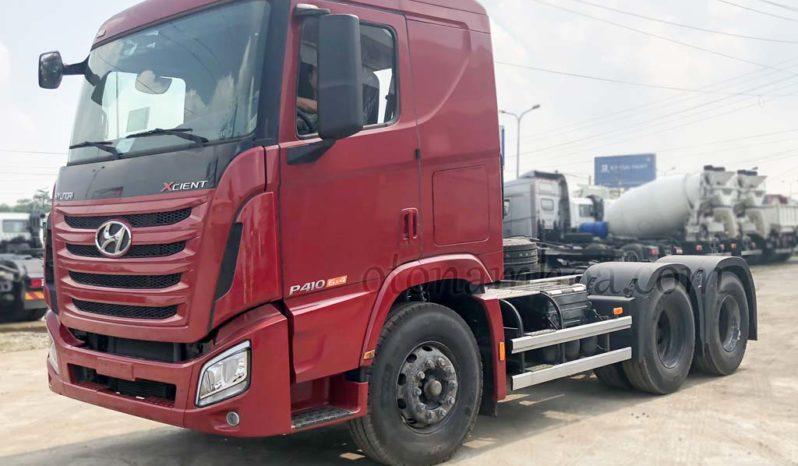 Xe đầu kéo Hyundai Xcient 410Ps xe đầu kéo Xcient 2018