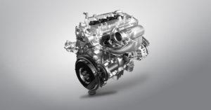 Động cơ Mitsubishi 4G13S1 công suất 92/6.000 (ps/rpm), mô-men xoắn cực đại 109/4.800 (kg.m/rpm)