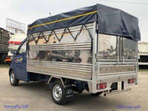 Xe tải 900 kg thùng mui bạt