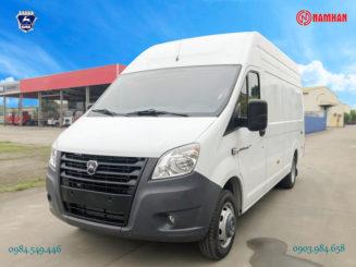 Xe tải van 3 chỗ Gaz Nga Nam Hàn - Gazelle Next van