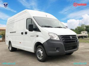 Xe ô tô tải van 3 chỗ Gaz Nga Gazelle Next van